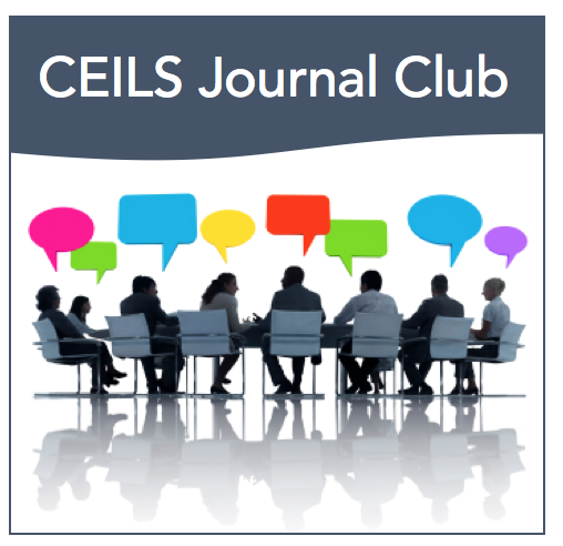 CEILS Journal Club For STEM Education Research | Learning Community Meetings